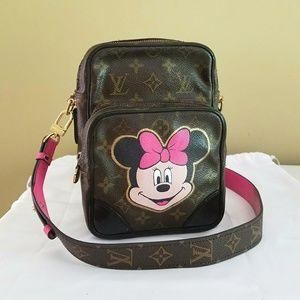 Louis Vuitton Amazon Minnie Crossbody